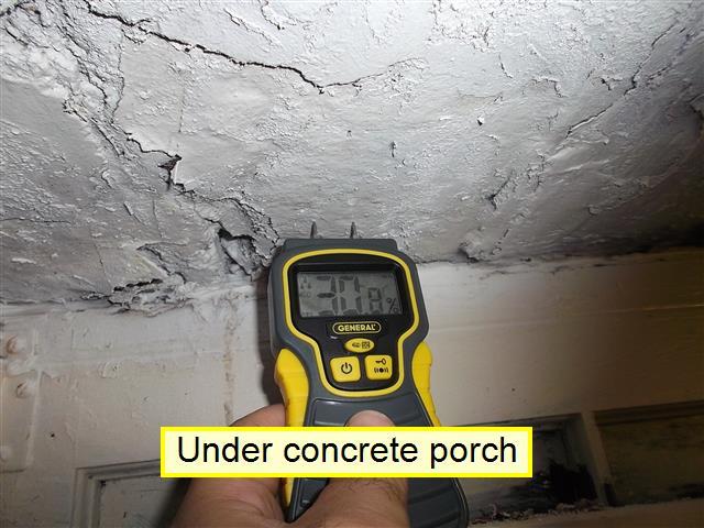 concreteunder1 Interior Basement Waterproofing Best Basement Waterproofing Method